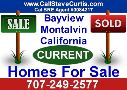 Homes for sale in Bayview-Montalvin, Ca