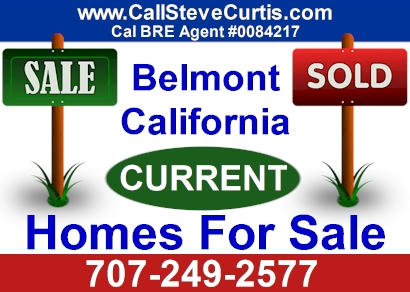 Homes for sale in Belmont, Ca