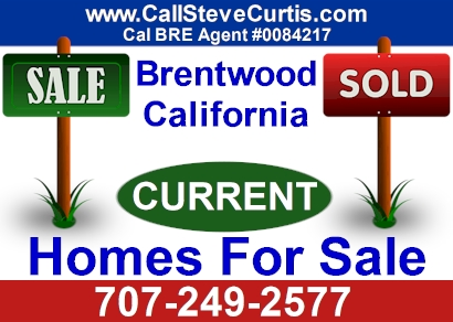 Homes for sale in Brentwood, Ca