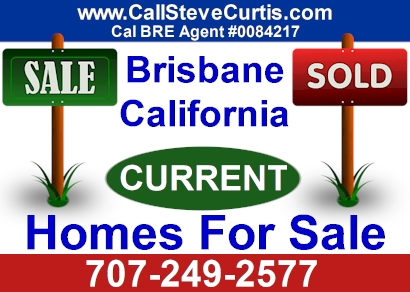 Homes for sale in Brisbane, Ca
