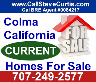 Homes for sale in Colma, Ca