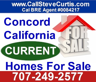 Homes for sale in Concord, Ca