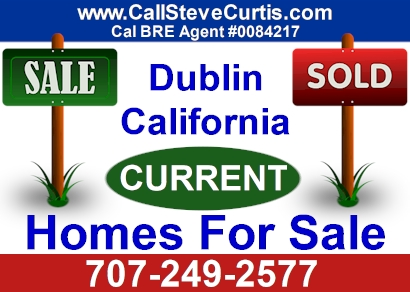 Homes for sale in Dublin, Ca
