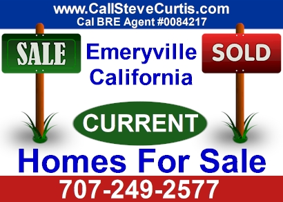 Homes for sale in Emeryville, Ca