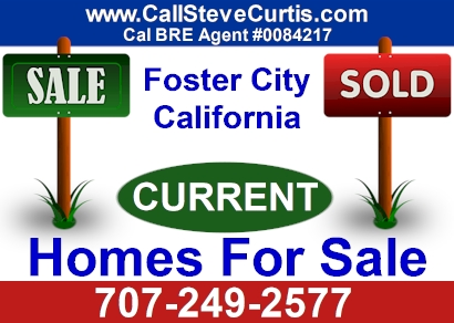 Homes for sale in Foster City, Ca