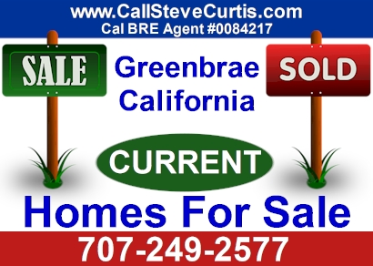 Homes for sale in Greenbrae, Ca