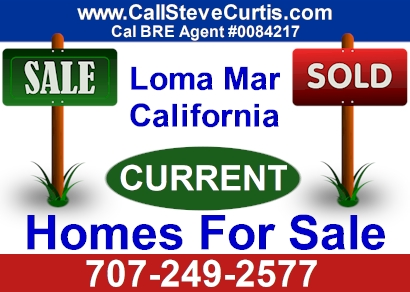Homes for sale in Loma Mar, Ca