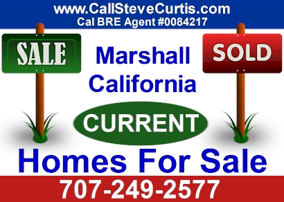 Homes for sale in Marshall, Ca