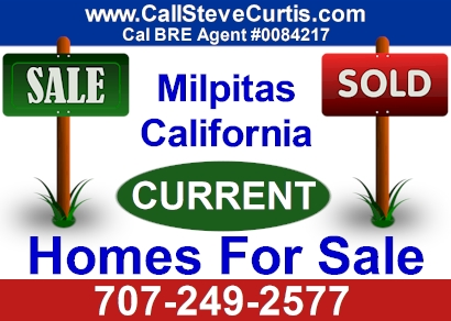 Homes for sale in Milpitas, Ca