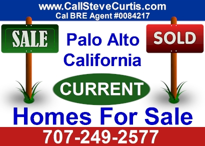 Homes for sale in Palo Alto, Ca