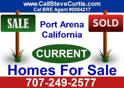Homes for sale in Point Arena, Ca