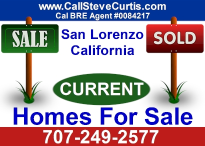 Homes for sale in San Lorenzo, Ca